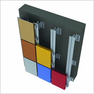 Aluminium composite panel for signage in India