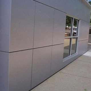 Aluminum Composite Cladding Systems Mumbai