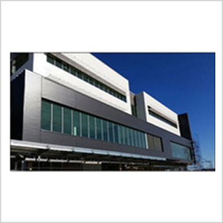 Aluminium composite panel wall cladding in India