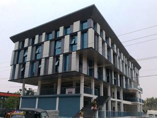 Exterior Aluminum Composite Panel Sheets Jaipur
