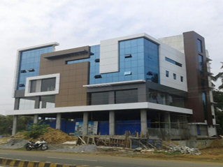 Exterior Aluminum Composite Panel Sheets in Mumbai